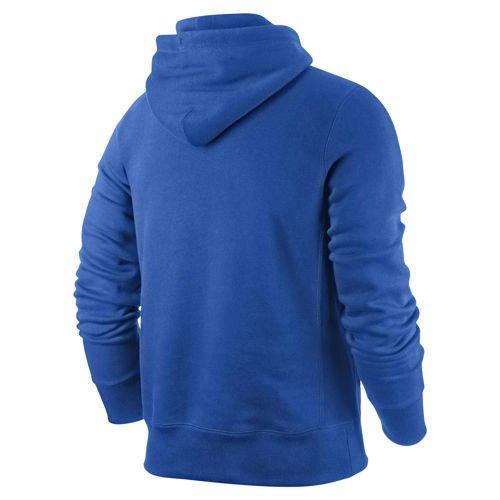 Niebieska Bluza Adidas Męska Niebieska Nike Bluza Męska
